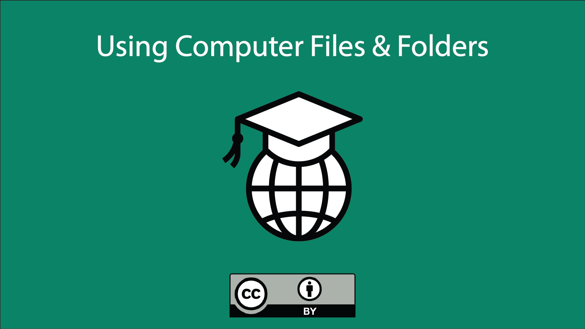 Using Files & Folders