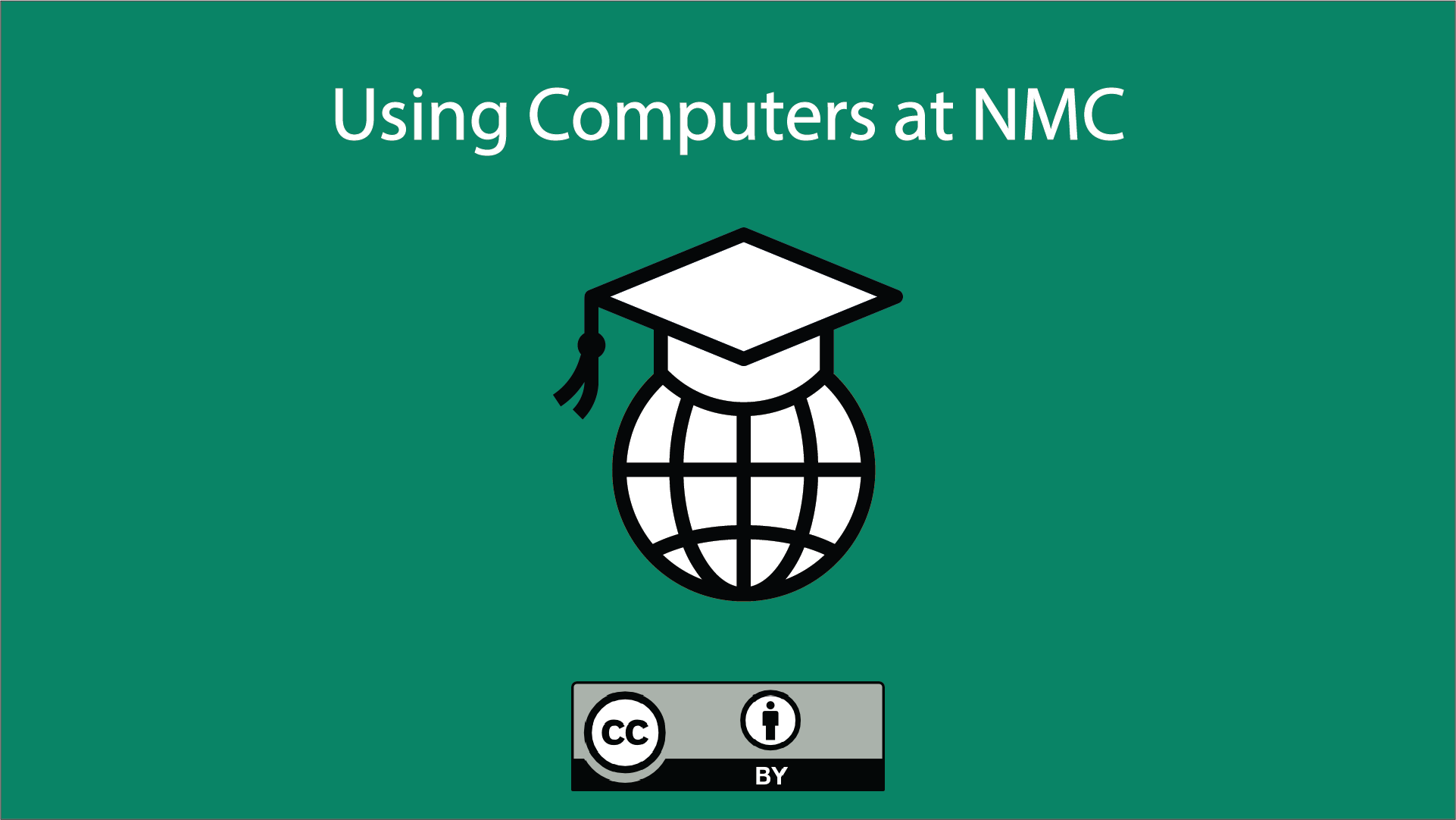 Using a Computer at NMC