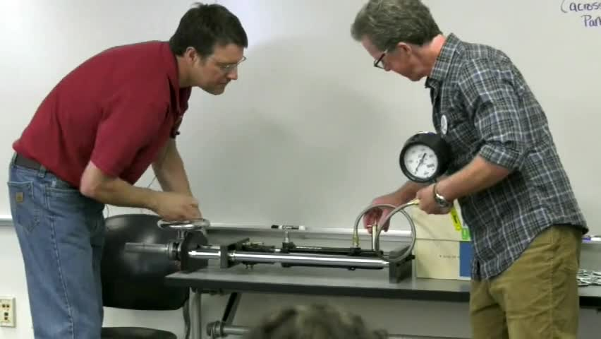 Mike O'Conner: MFG304 Advanced Hydraulics Student Projects