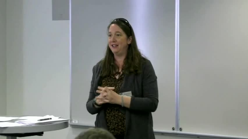 Cathy Warner: Experiential Learning in ENG111: Problems & Solutions at NMC
