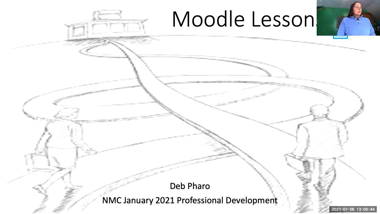 PD - Moodle Lessons Final