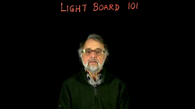 Lightboard 101