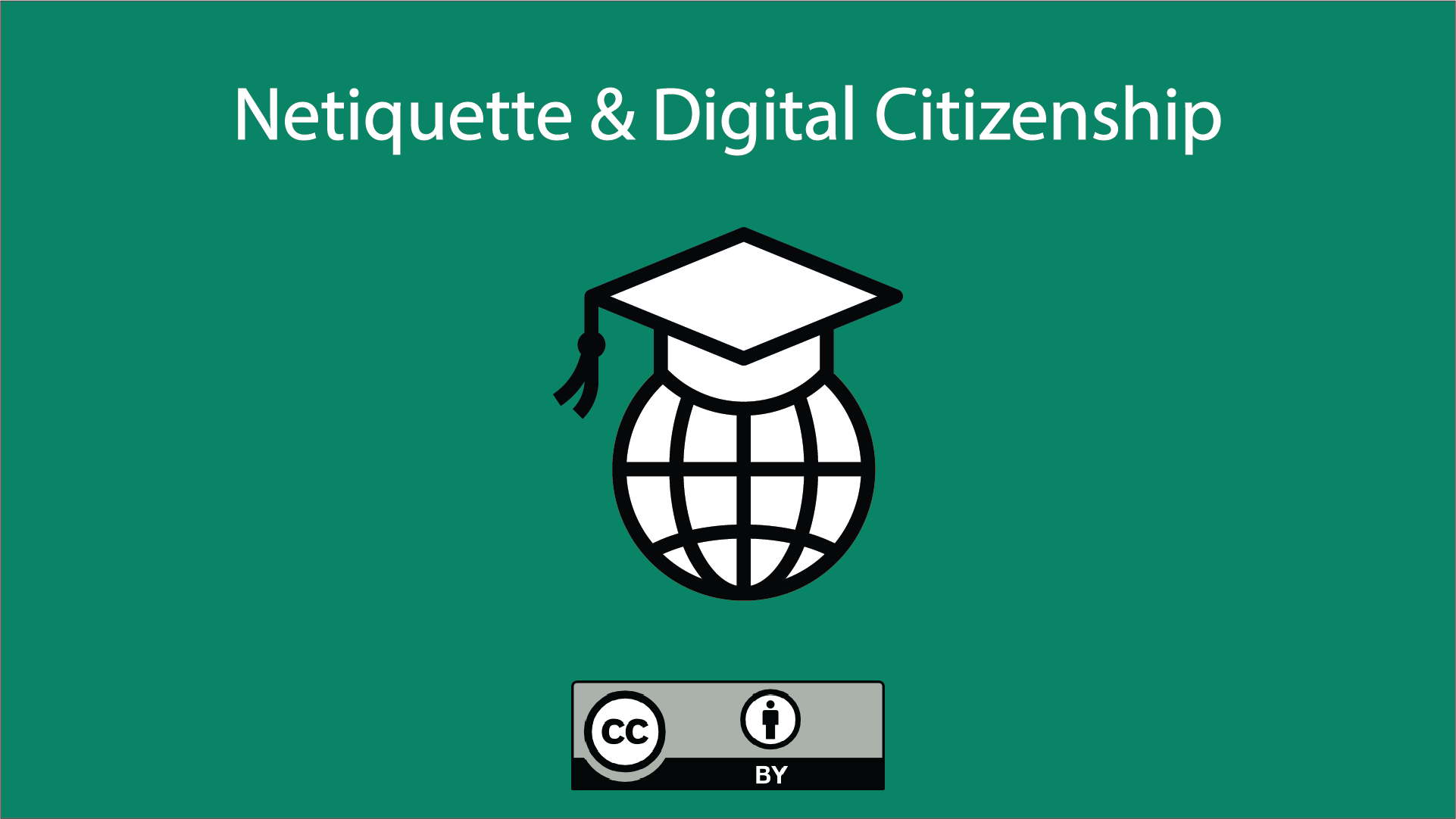Netiquette & Digital Citizenship