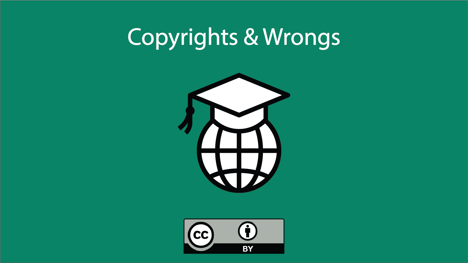 Copyrights & Wrongs